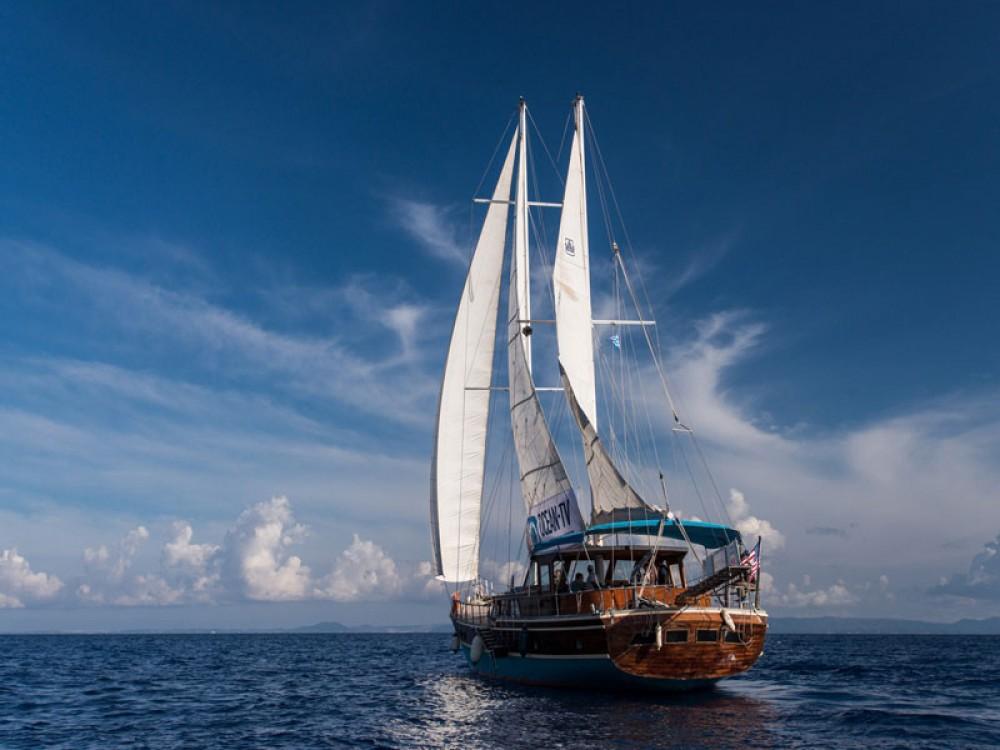 Yacht-Charter in Marina Gouvia -  Gulet auf SamBoat