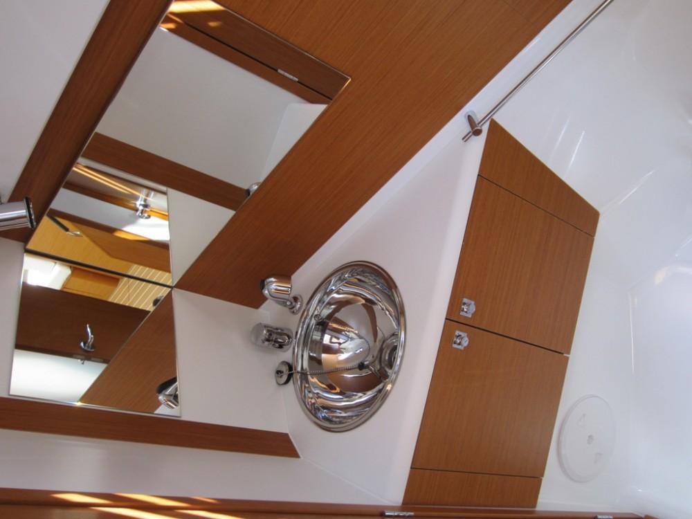 Bootsverleih Trau günstig Sun Odyssey 50DS