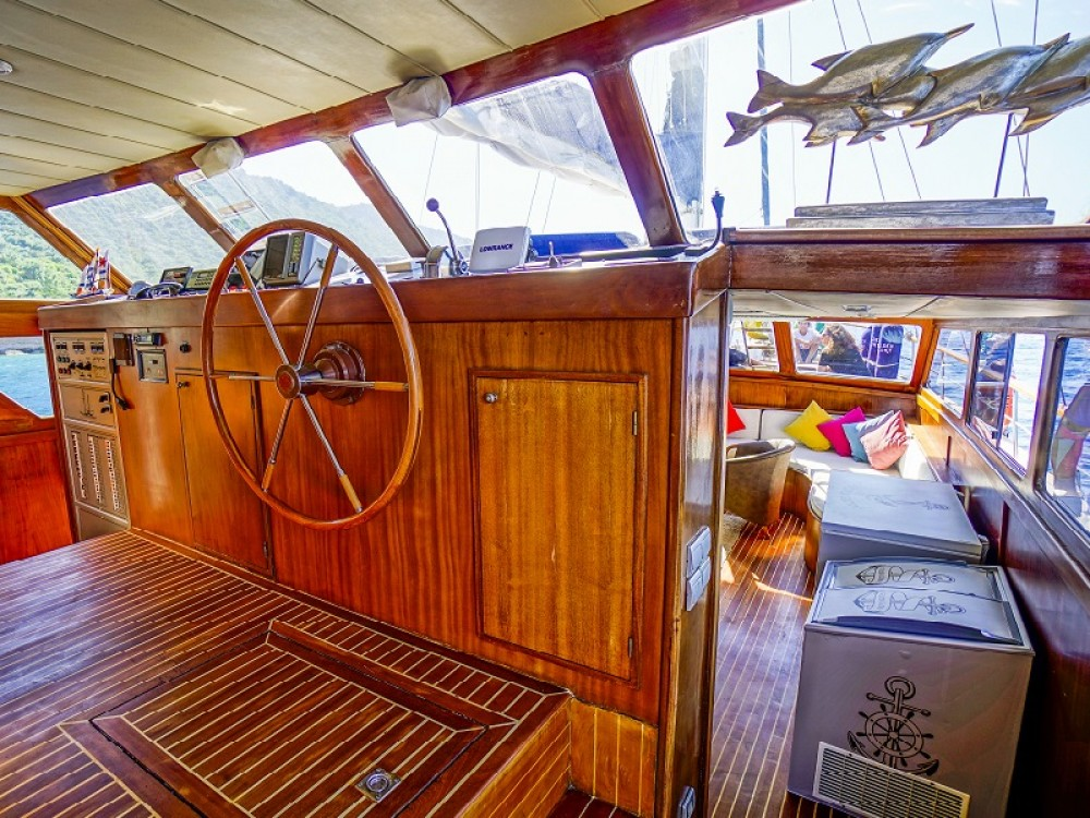 Segelboot mieten in Bodrum -  Gulet