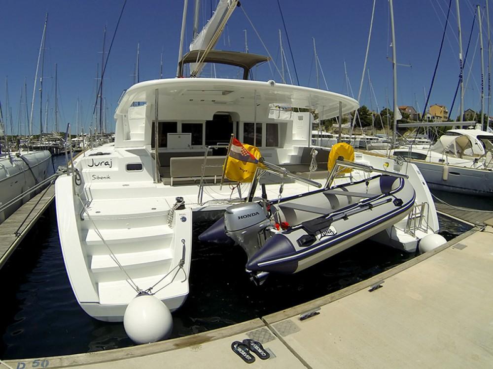 Bootsverleih Lagoon Lagoon 450 Šibenik Samboat