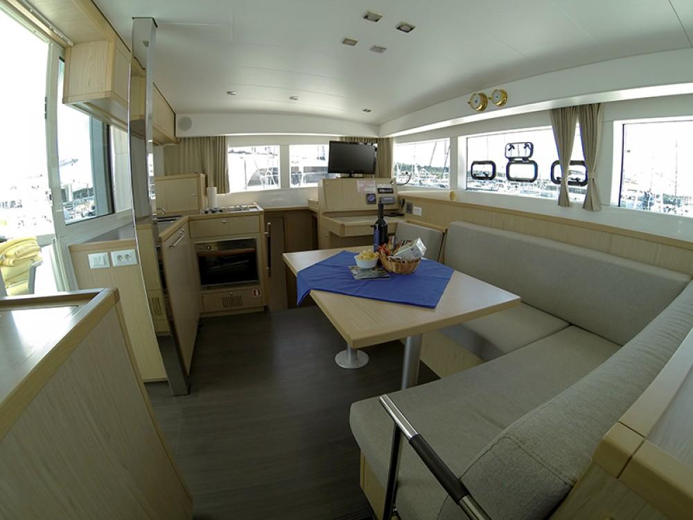 Katamaran mit oder ohne Skipper Lagoon mieten in Šibenik