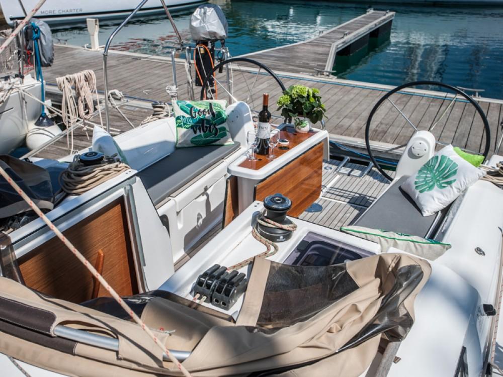 Segelboot mieten in Primošten - Dufour Dufour 350 Grand Large