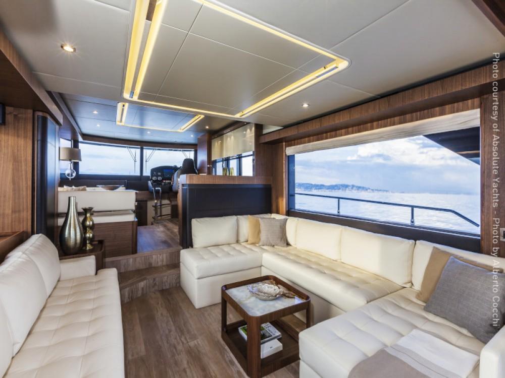 Motorboot mit oder ohne Skipper Absolute mieten in Rogoznica