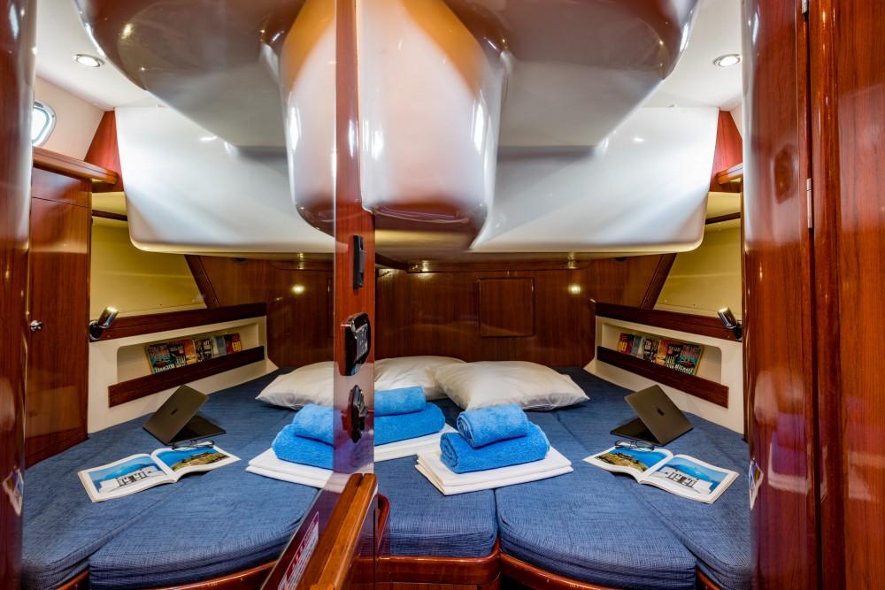 Ocean Ocean Star 56.1 zwischen Privatpersonen und professionellem Anbieter Marina Alimos