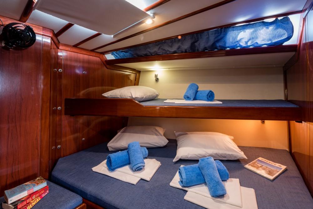 Segelboot mieten in Marina Alimos - Ocean Ocean Star 56.1