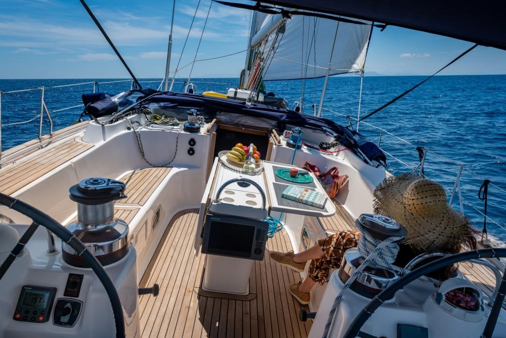 Segelboot mit oder ohne Skipper Ocean mieten in Marina Alimos