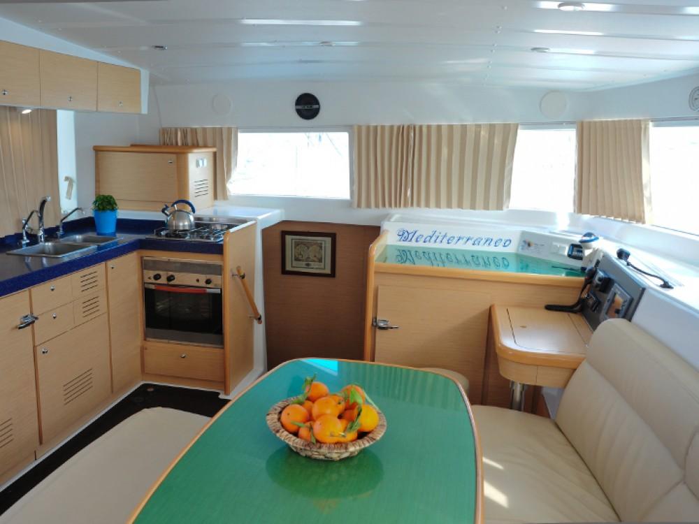 Katamaran mit oder ohne Skipper Lagoon mieten in Kontokali