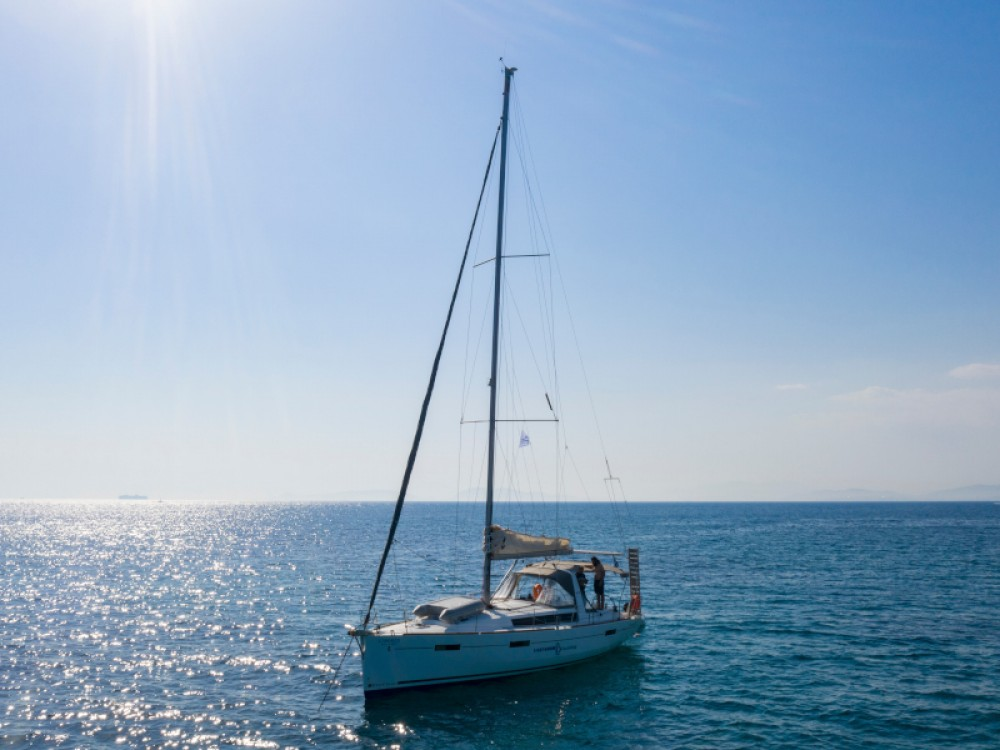 Bootsverleih Bénéteau Oceanis 41 Μύκονος Samboat