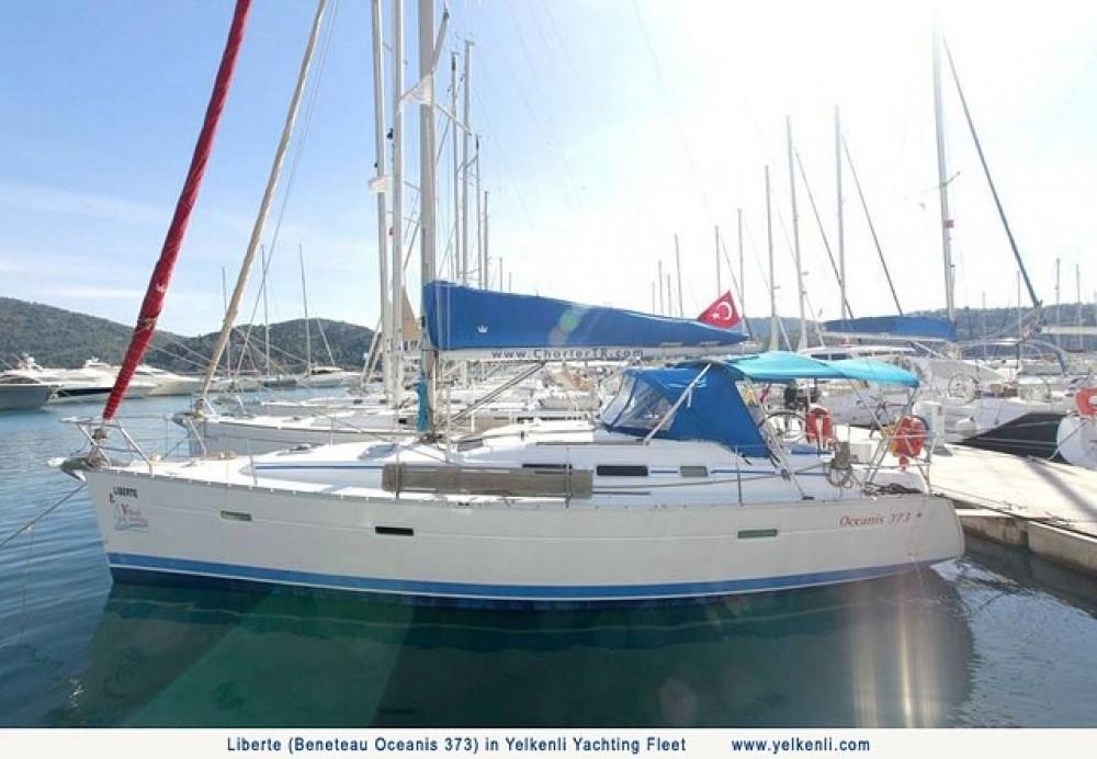 Bootsverleih Bénéteau Oceanis 373 Bursa Samboat
