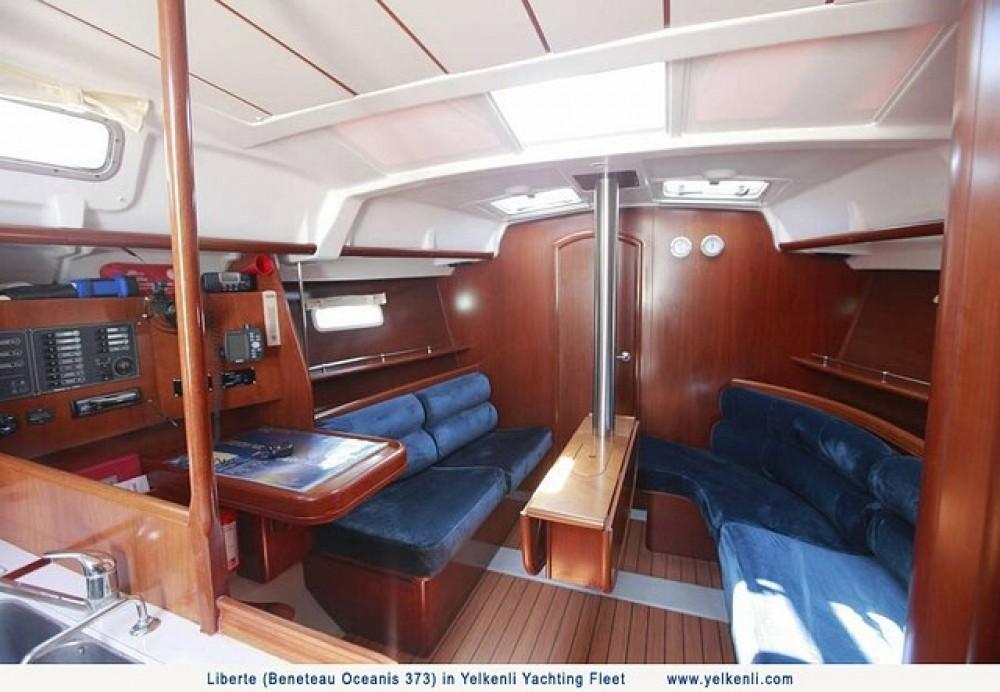Segelboot mit oder ohne Skipper Bénéteau mieten in Bursa