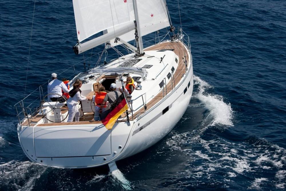 Segelboot mieten in Bursa - Bavaria Bavaria 45 Cruiser