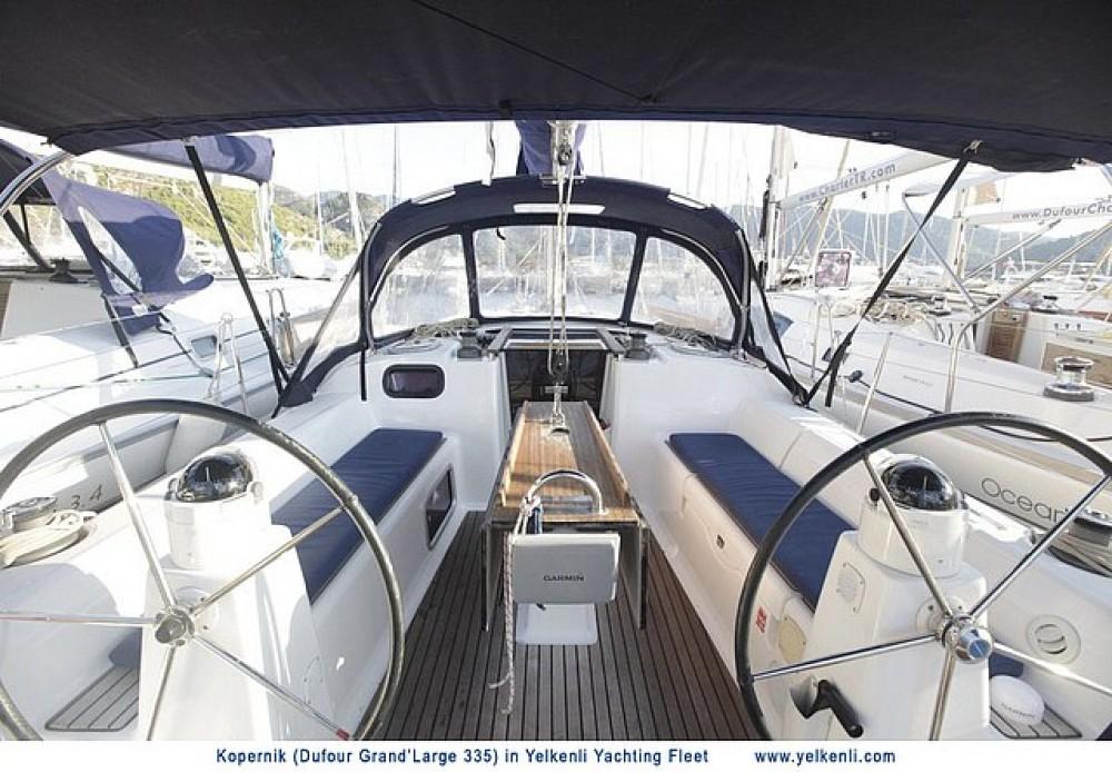 Segelboot mieten in Bursa - Dufour Dufour 335 GL