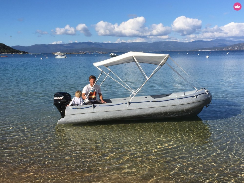 Yacht-Charter in Serra-di-Ferro - Fun Yak Fun Yak 390 auf SamBoat