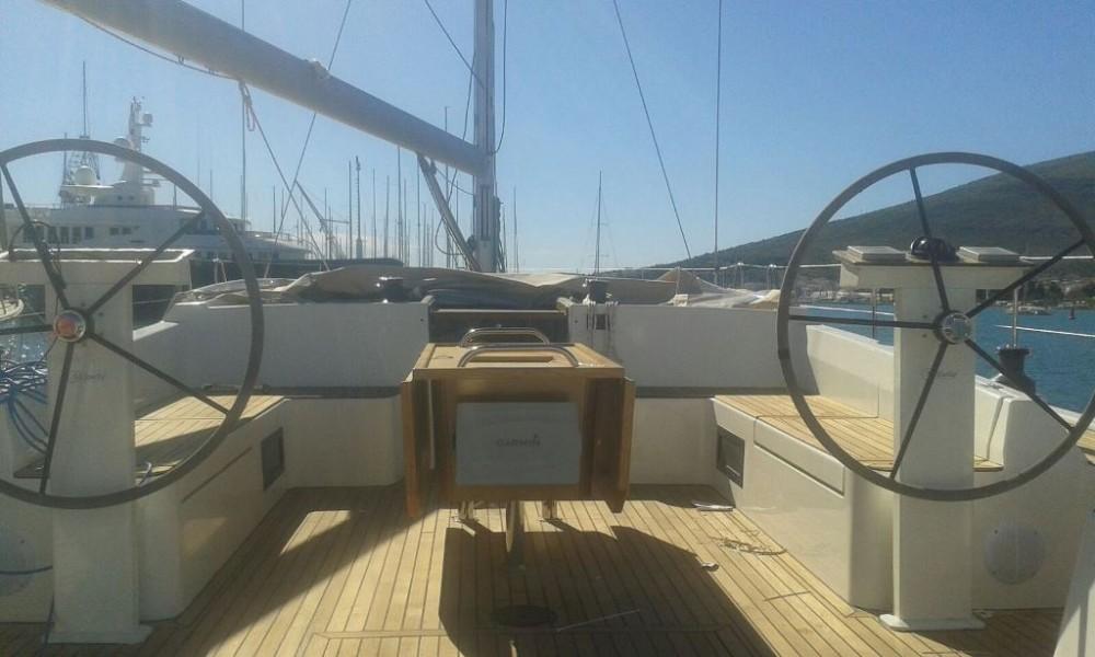 Segelboot mieten in Trau - D&d D&D Kufner 54.1