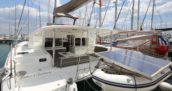 Bootsverleih Lagoon Lagoon 450 F  Samboat