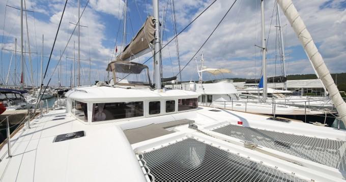 Katamaran mit oder ohne Skipper Lagoon mieten in