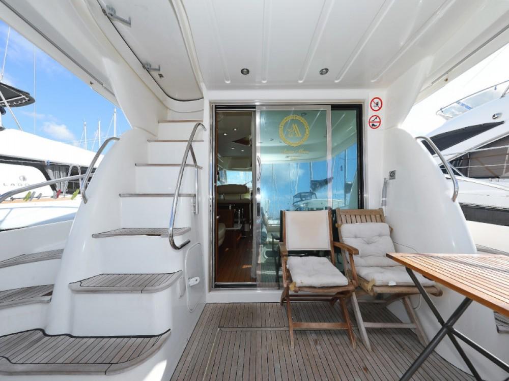Motorboot mieten in Sukošan - Jeanneau Jeanneau Prestige 46 Fly