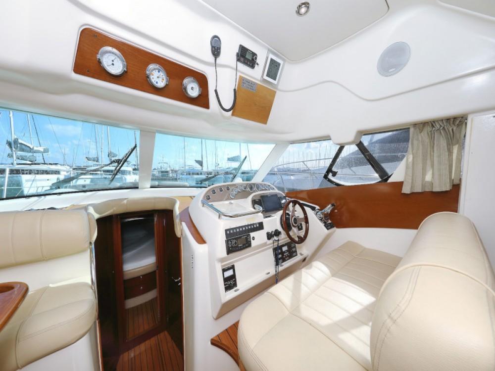 Jeanneau Jeanneau Prestige 46 Fly zwischen Privatpersonen und professionellem Anbieter Sukošan
