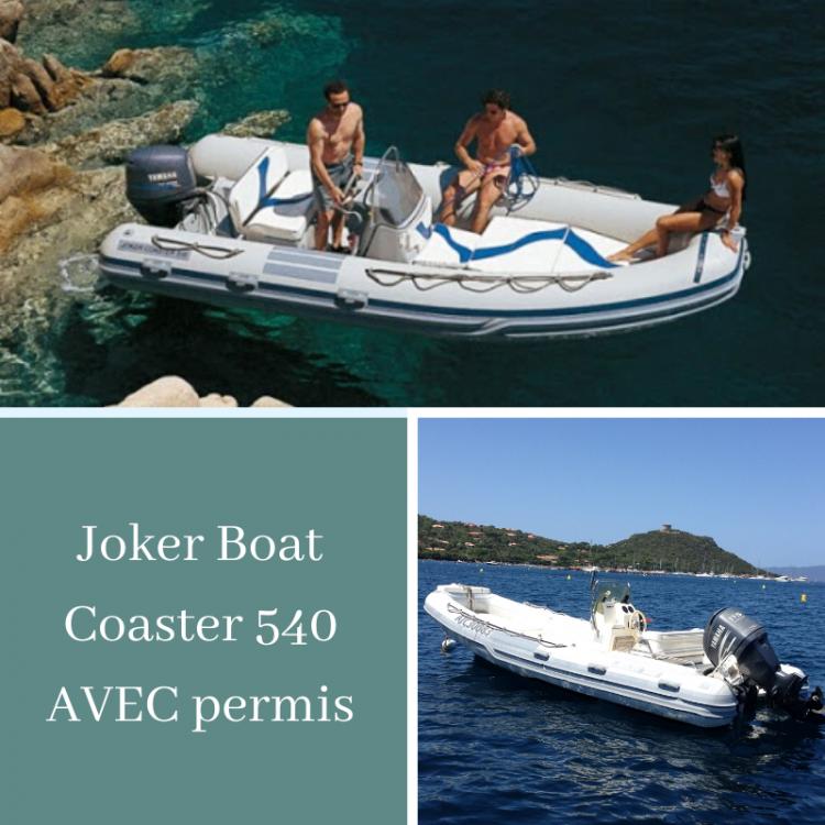 Yacht-Charter in Serra-di-Ferro - Joker Boat Coaster 540 auf SamBoat