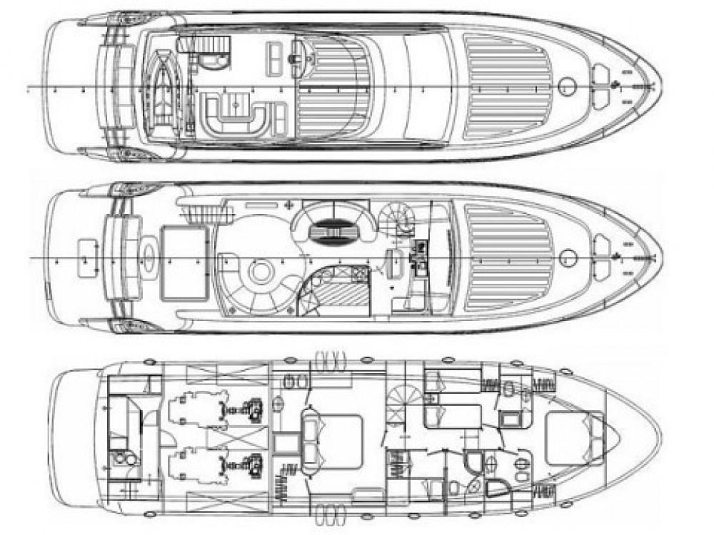 Yachten mieten in Šibenik - Abacus Abacus 70 Fly