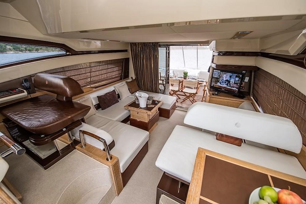 Bootsverleih Azimut Azimut 47 Fly Šibenik Samboat