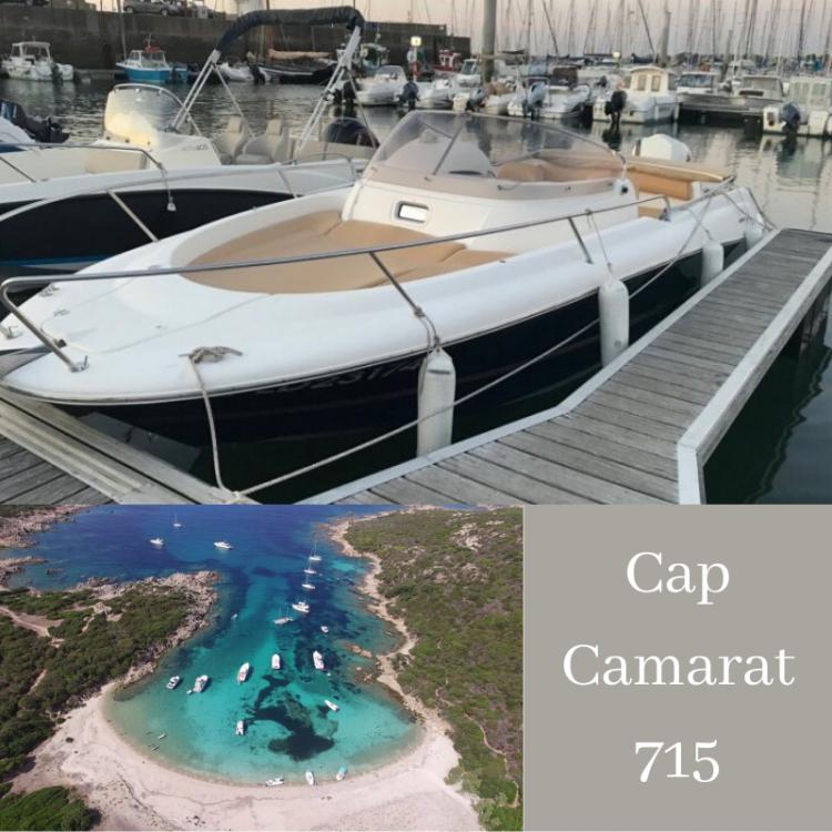 Bootsverleih Jeanneau Cap Camarat 715 WA Serra-di-Ferro Samboat