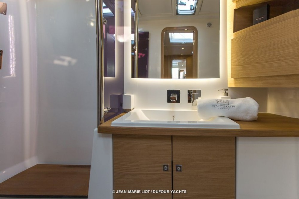 Yacht-Charter in Road Town - Dufour Dufour 56 Exclusive auf SamBoat