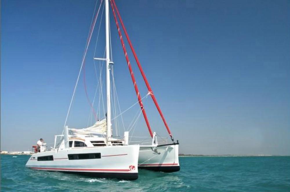 Katamaran mit oder ohne Skipper Catana mieten in