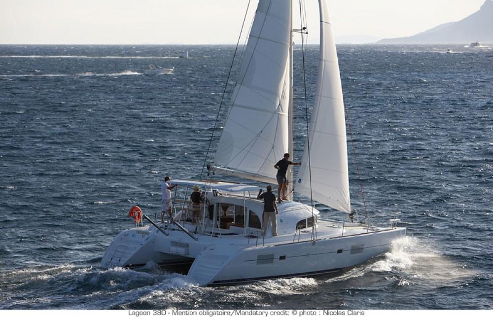 Bootsverleih Lagoon Lagoon 380 Gros Islet Samboat