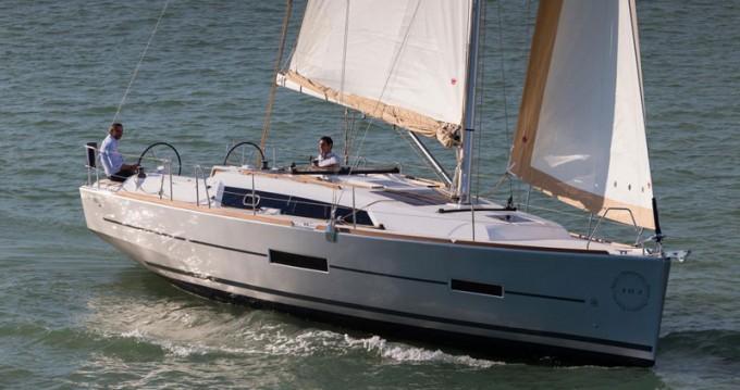 Segelboot mieten in Saint-Mandrier-sur-Mer - Dufour Dufour 382 Grand Large