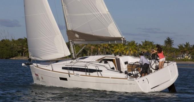 Segelboot mieten in Korfu - Jeanneau Sun Odyssey 349