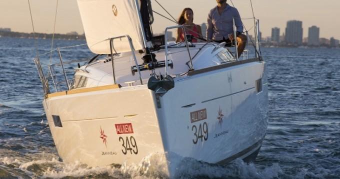 Bootsverleih Jeanneau Sun Odyssey 349 Korfu Samboat