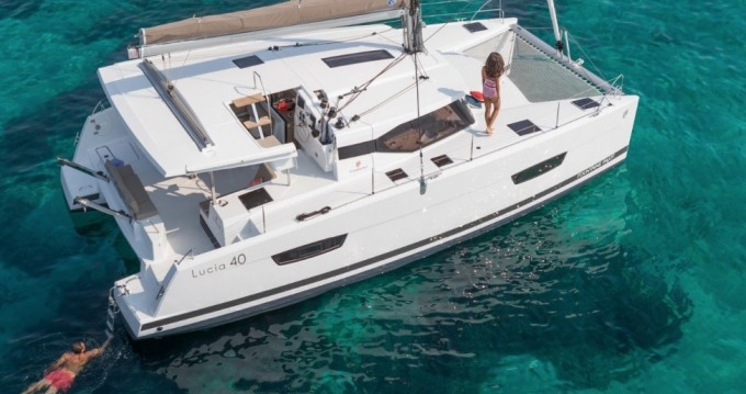 Katamaran mit oder ohne Skipper Fountaine Pajot mieten in Korfu