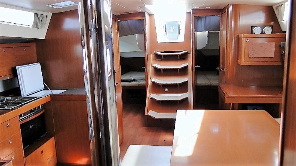 Bootsverleih Peloponnes, Westgriechenland und Ionische Inseln günstig Oceanis 48