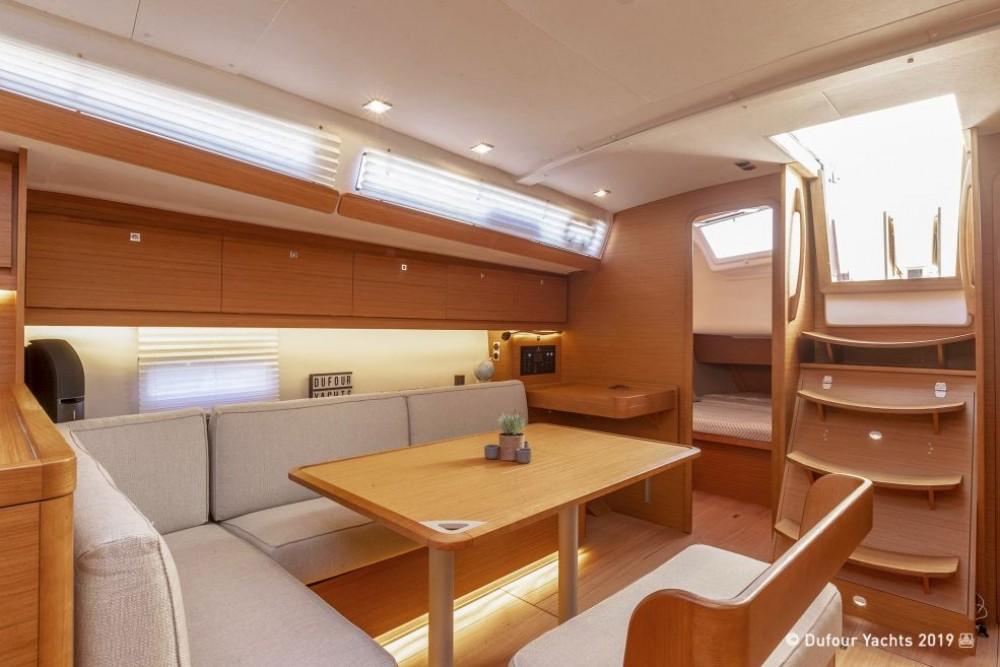 Segelboot mieten in  - Dufour-Yacht Dufour 430