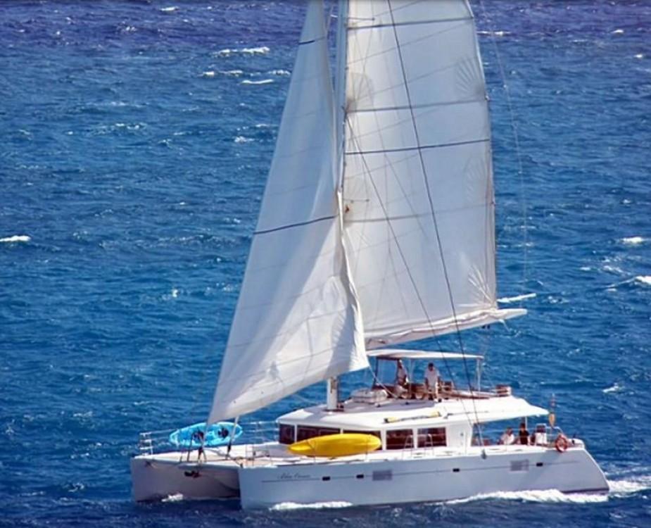 Katamaran mieten in Martinique - Lagoon Lagoon 560