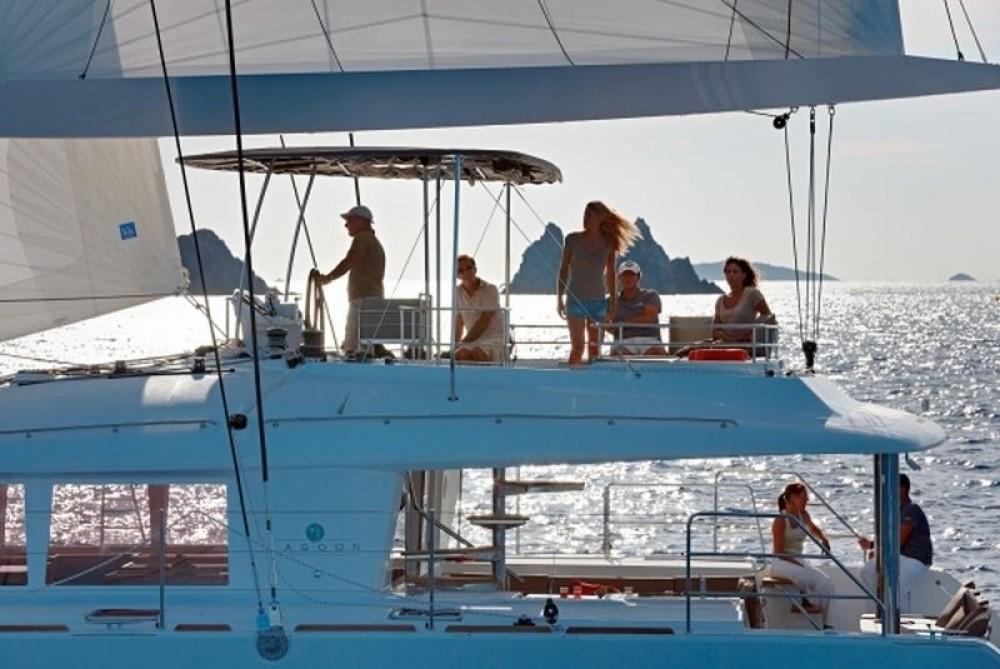 Bootsverleih Lagoon Lagoon 560 Olbia Samboat