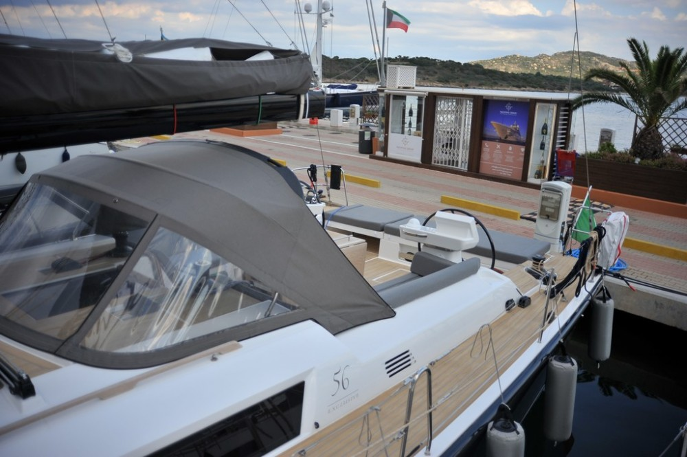 Segelboot mieten in  - Dufour Dufour 560 Grand Large