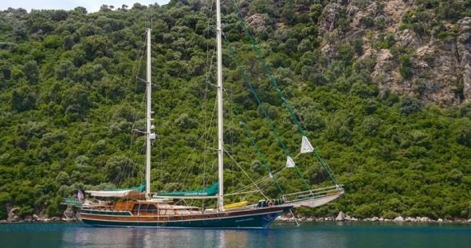 Bootsverleih Custom Built Gulet Marmaris Samboat