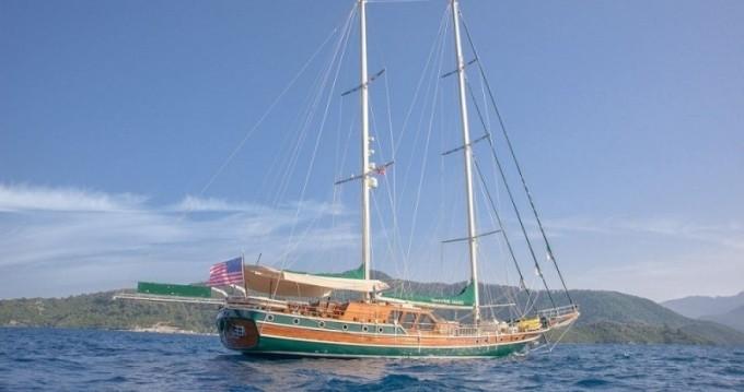 Segelboot mit oder ohne Skipper Custom Built mieten in Marmaris
