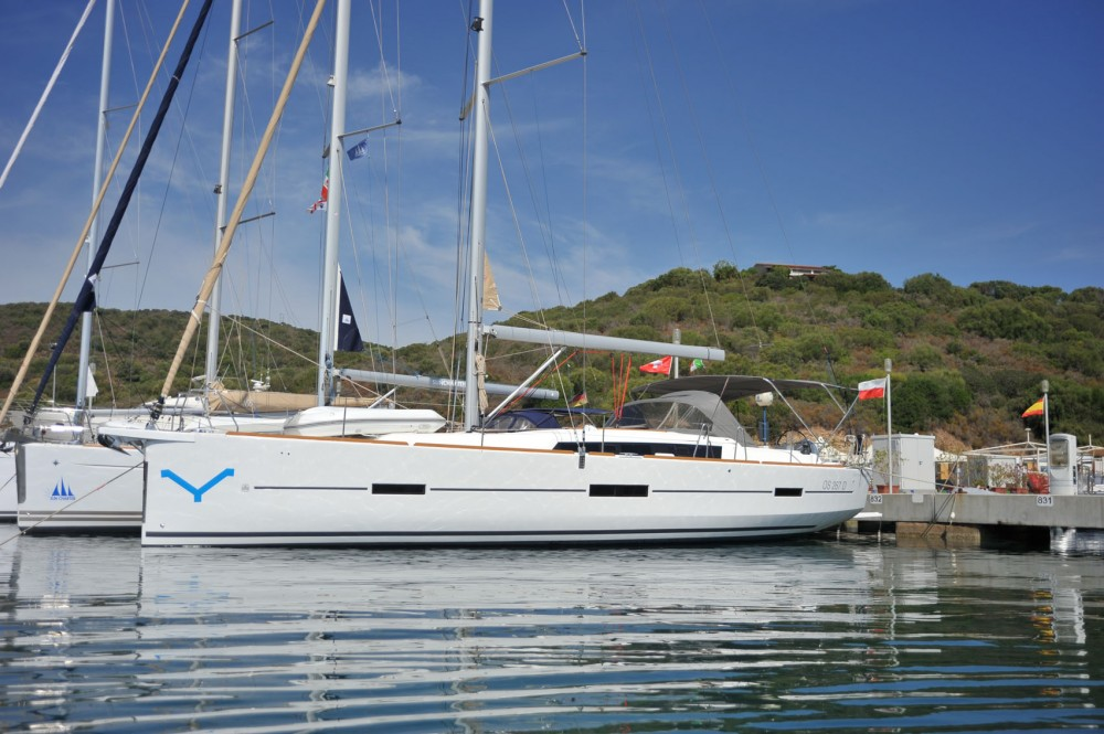 Dufour Dufour 460 Grand Large zwischen Privatpersonen und professionellem Anbieter Sardinien
