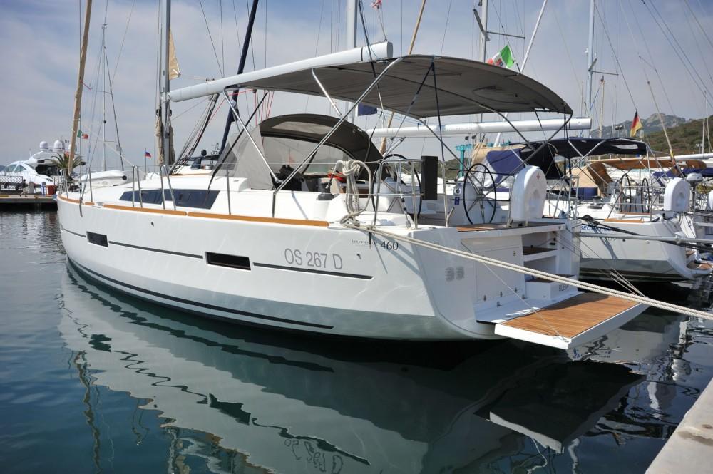 Segelboot mit oder ohne Skipper Dufour mieten in Sardinien