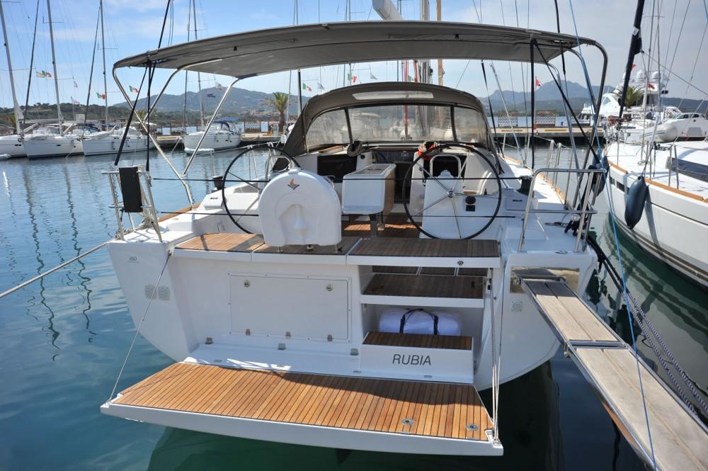Segelboot mieten in Sardinien - Dufour Dufour 460 Grand Large