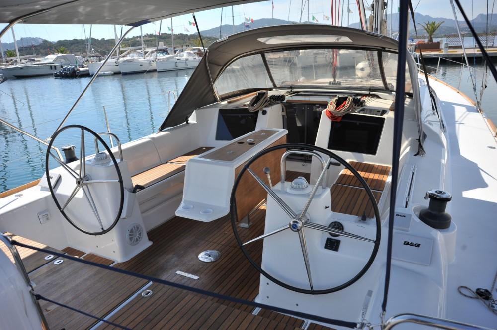 Bootsverleih Sardinien günstig Dufour 460 Grand Large