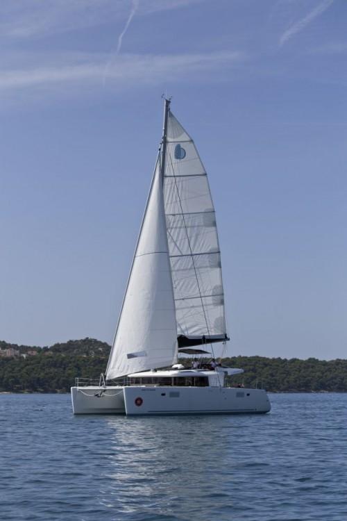 Bootsverleih Trogir günstig Lagoon 450 F