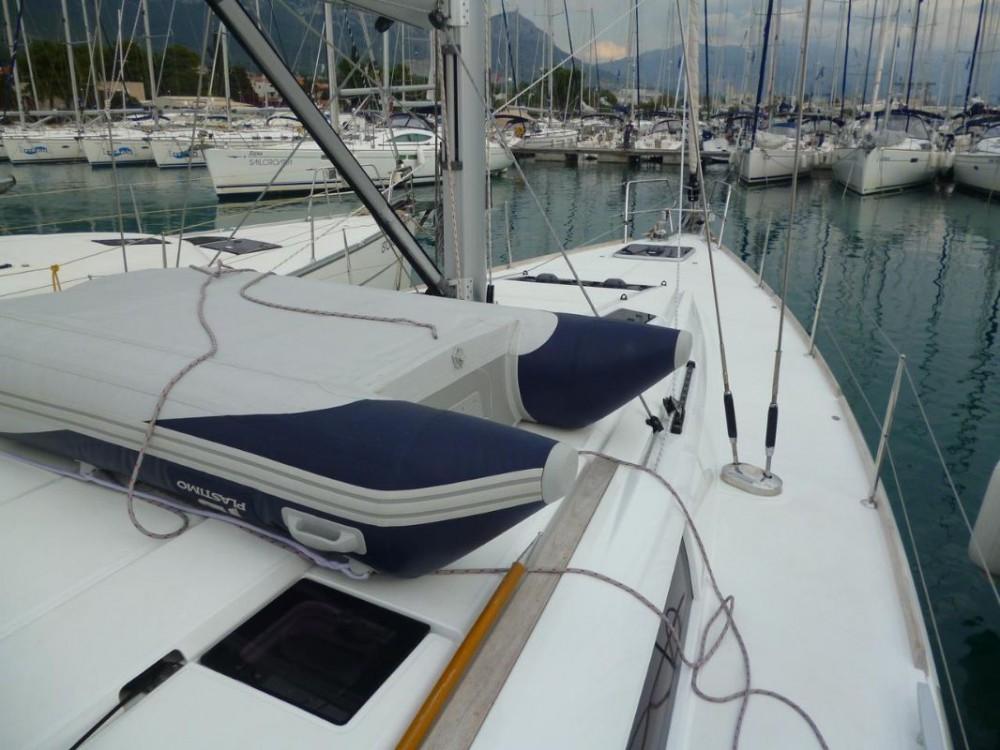 Segelboot mieten in Kroatien - Jeanneau Sun Odyssey 509 - 5 + 1 cab.