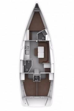 Bootsverleih Biograd na Moru günstig Cruiser 41S