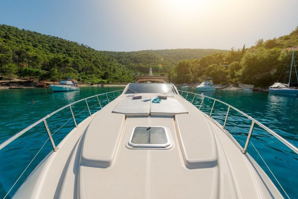 Motorboot mit oder ohne Skipper Dalla Pietà Yacht mieten in Split