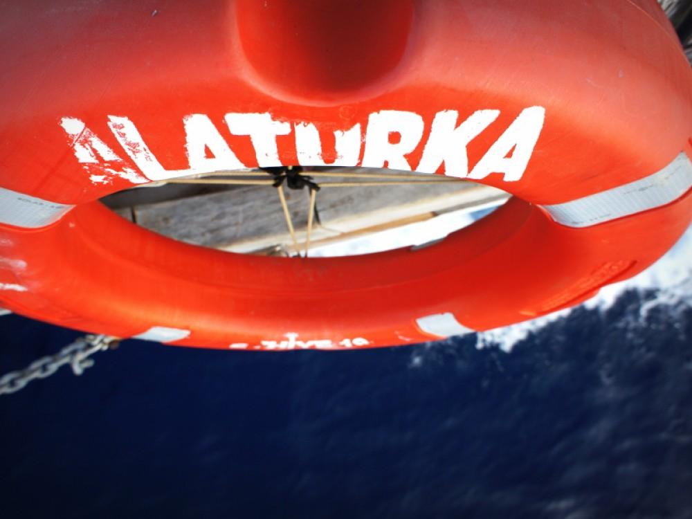 Segelboot mieten in Fethiye -  Gulet- Alaturka 1
