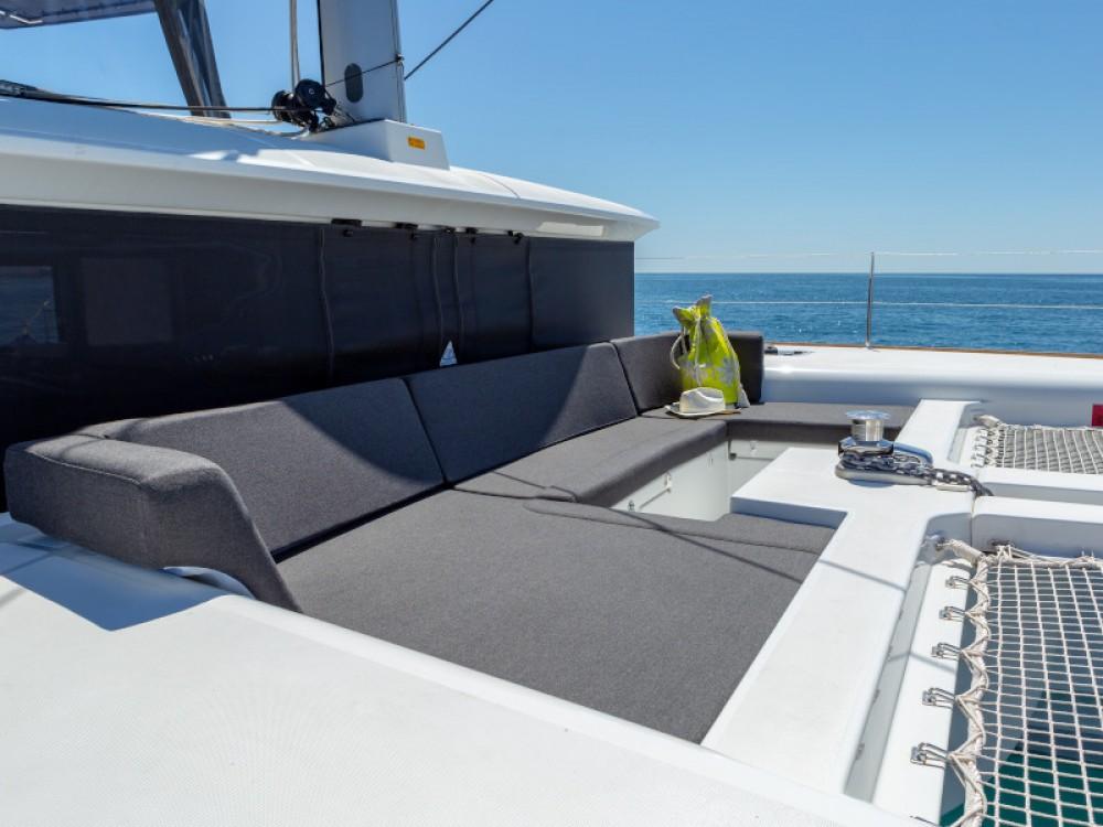 Katamaran mit oder ohne Skipper Lagoon mieten in Preveza